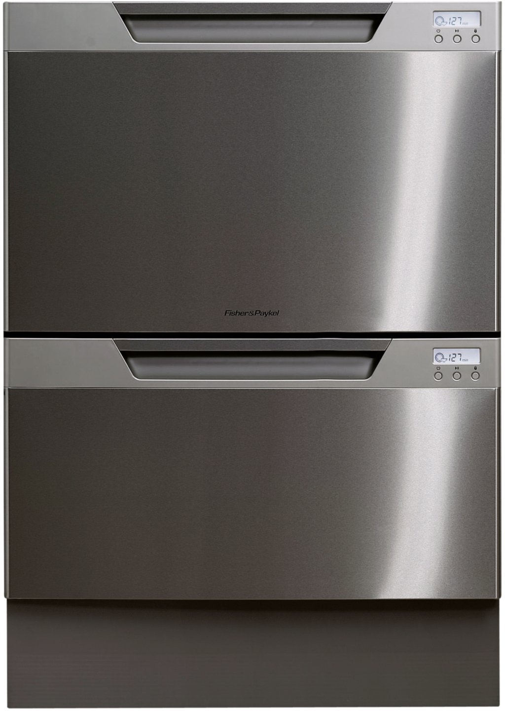 Fisher and paykel 2 drawer dishwasher - Fisherpaykel Dd60dchx7 Dishwashers Double Dishdrawer