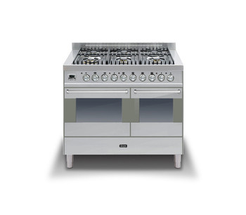 Ilve KD-1006-MP-SS Cookers Range Cookers 100cm