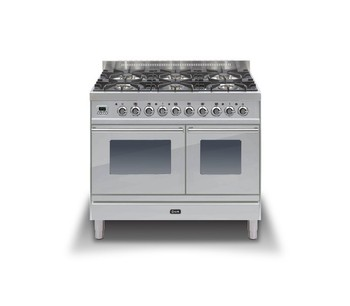 Ilve PDW-100F-E3-SS Cookers Range Cookers 100cm