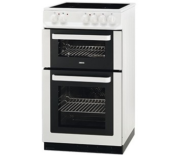 Zanussi ZCV561DW Cookers Cookers 50cm