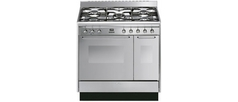 Smeg CC92MX9 Cookers Range Cookers 90cm
