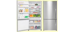 FisherPaykel E402BLX4 Refrigeration Fridge Freezer