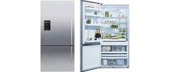FisherPaykel E522BLXFDU4 Refrigeration Fridge Freezer