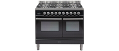 Ilve PDW-1006-MP-BLK Cookers Range Cookers 100cm