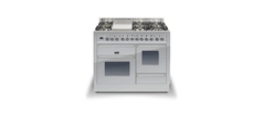 Ilve PTW-110F-E3-SS Cookers Range Cookers 150cm
