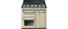 Smeg TR93P Cookers Range Cookers 90cm
