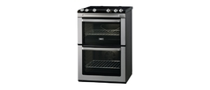 Zanussi ZCV668MX Cookers Cookers 60cm