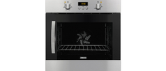 Zanussi ZOA35526XK Ovens Single