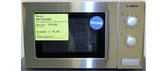 Bosch HMT72G450B Microwaves With Grill - 208611